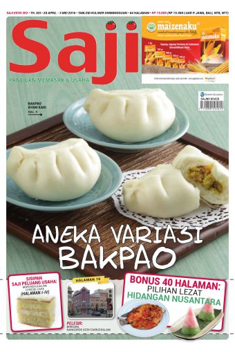 Tabloid Saji - edisi 352