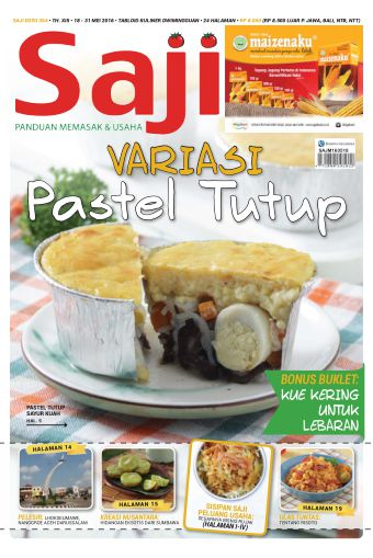 Tabloid Saji - edisi 354