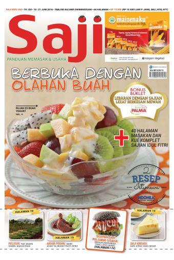 Tabloid Saji - edisi 358