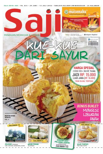 Tabloid Saji - edisi 360