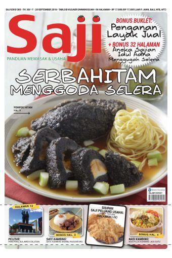 Tabloid Saji - edisi 365