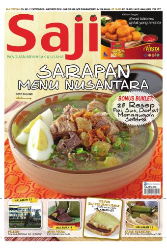 Tabloid Saji - edisi 366