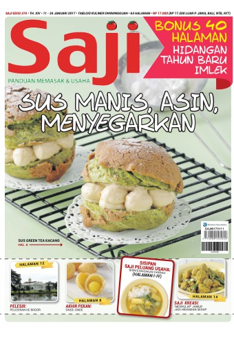 Tabloid Saji - edisi 374