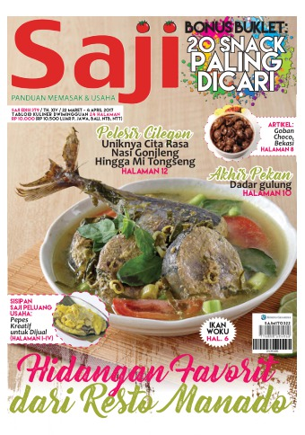 Tabloid Saji - edisi 379
