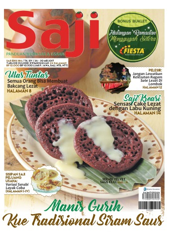 Tabloid Saji - edisi 384
