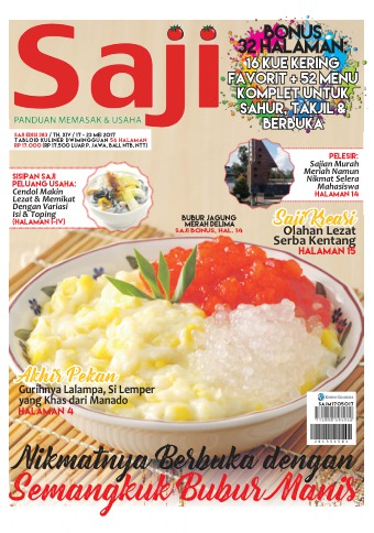 Tabloid Saji - edisi 383
