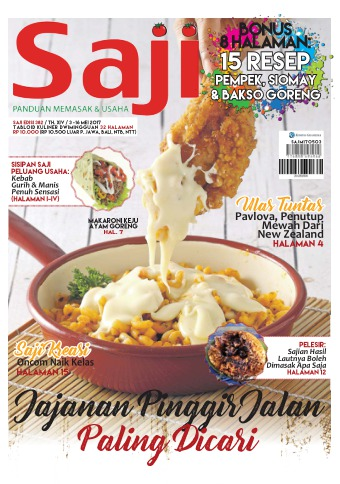 Tabloid Saji - edisi 382