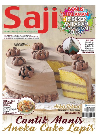 Tabloid Saji - edisi 387