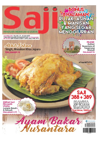 Tabloid Saji - edisi 389