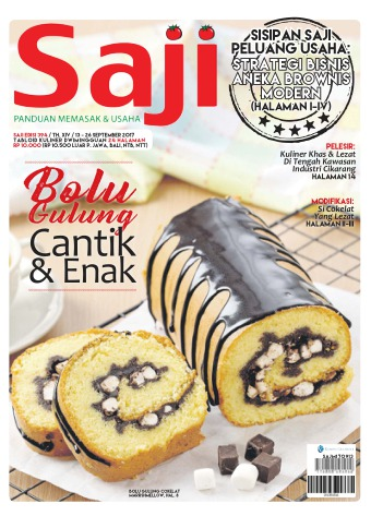 Tabloid Saji - edisi 394
