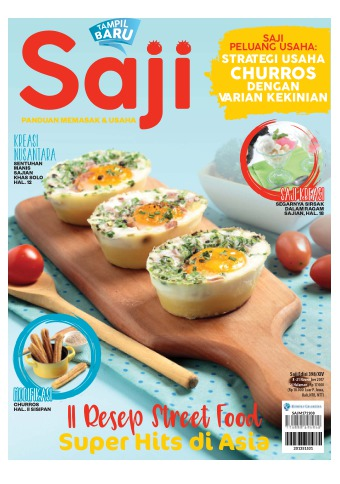 Tabloid Saji - edisi 398