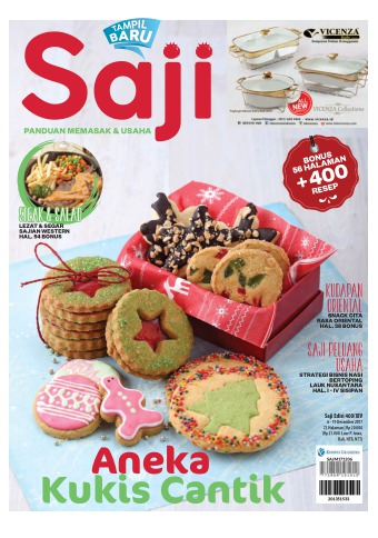 Tabloid Saji - edisi 400