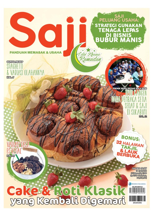 Tabloid Saji - edisi 412
