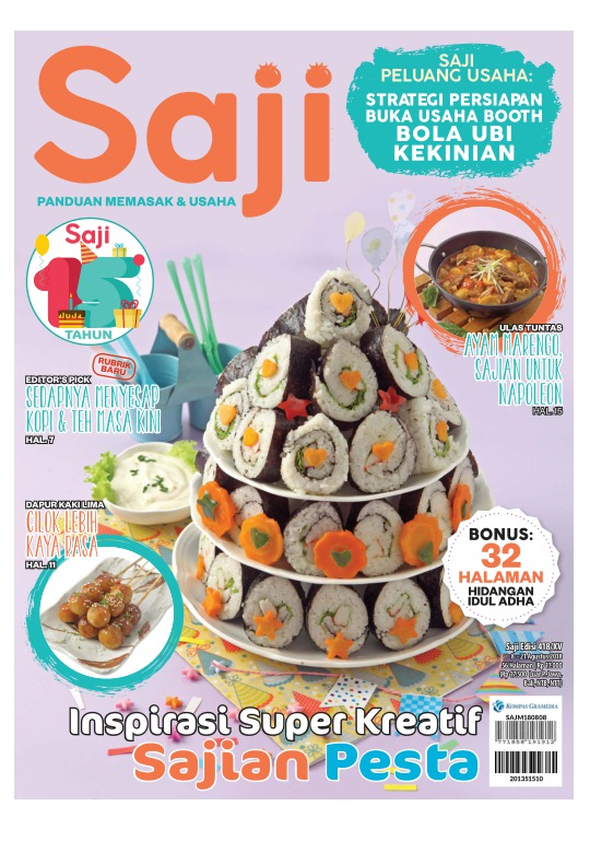 Tabloid Saji - edisi 418
