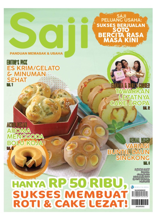 Tabloid Saji - edisi 419