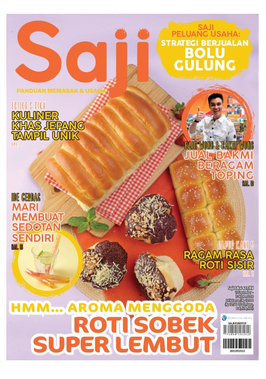 Tabloid Saji - edisi 421