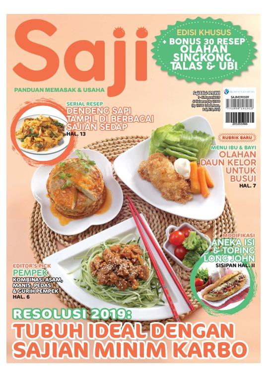 Tabloid Saji - edisi 429