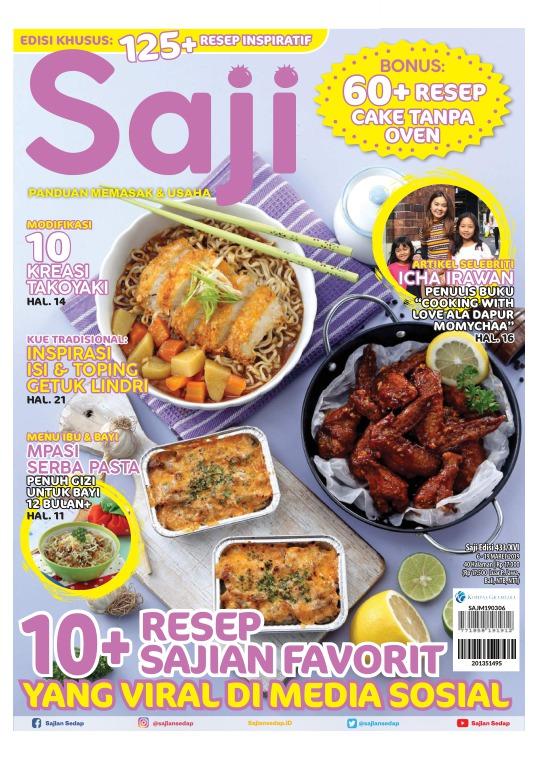 Tabloid Saji - edisi 433