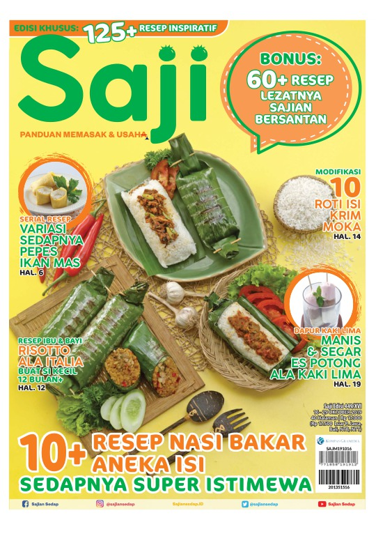 Tabloid Saji - edisi 449
