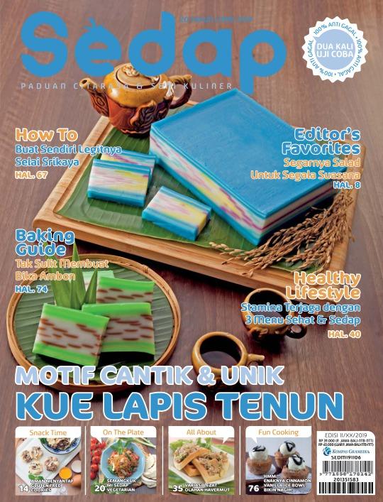 Majalah Sedap - edisi 11
