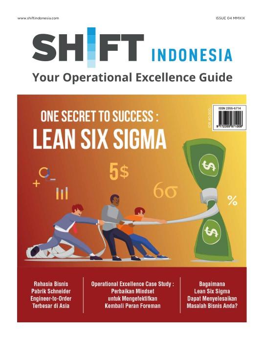 Majalah SHIFT Indonesia - edisi 04-MMXIX