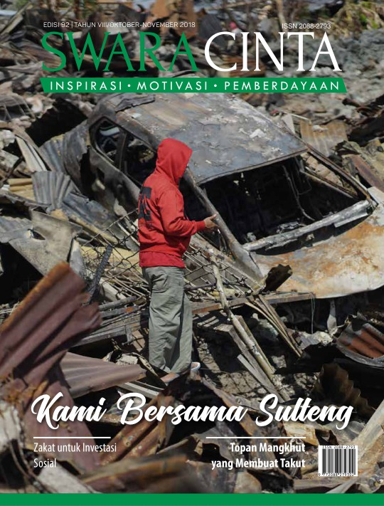 Majalah Swara Cinta - edisi Oktober - November 2018