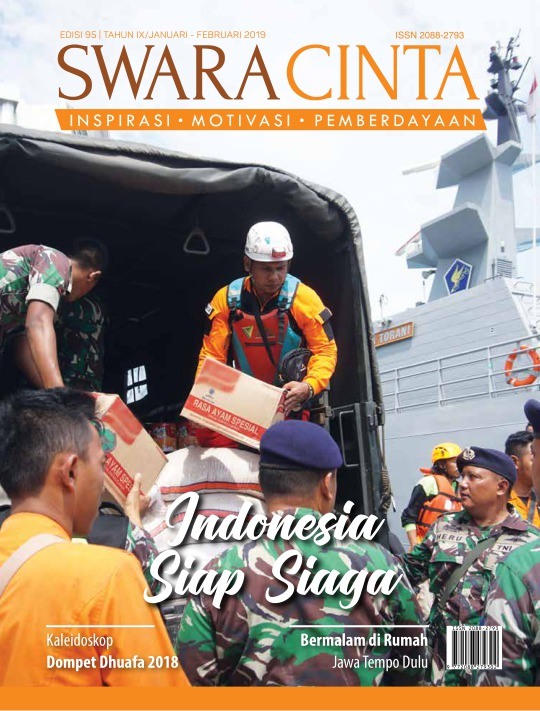 Majalah Swara Cinta - edisi 95