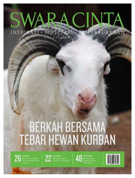 Majalah Swara Cinta - edisi Edisi 101