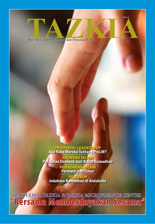 Majalah Tazkia Majalah - edisi 04