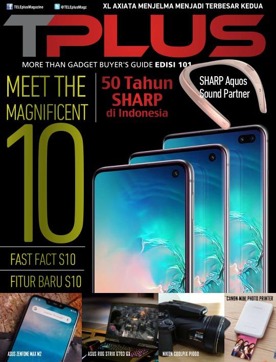 Majalah TPLUS - edisi 101