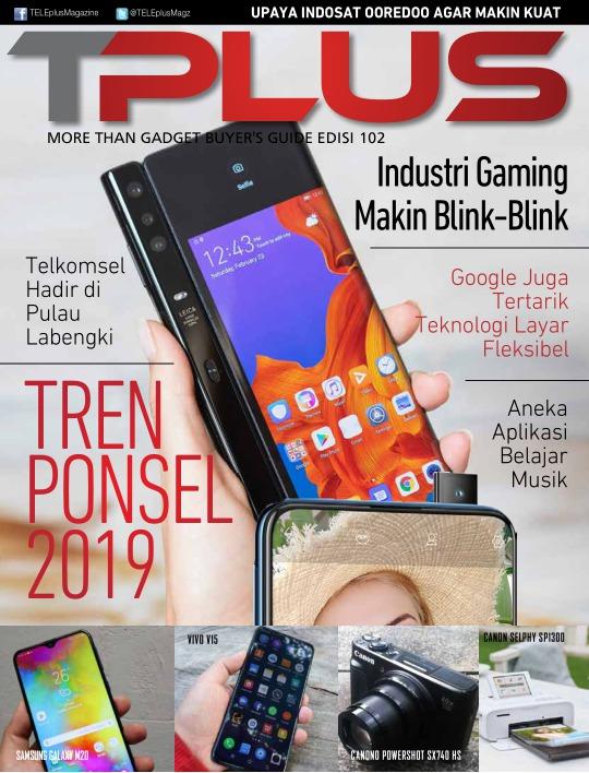 Majalah TPLUS - edisi 102