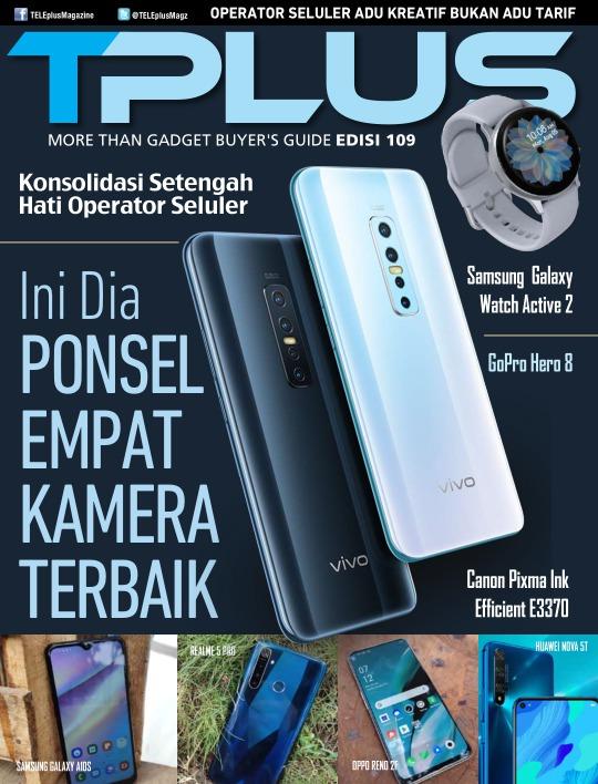 Majalah TPLUS - edisi 109