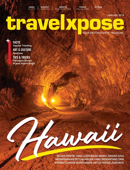 Majalah Travelxpose - edisi 01/2019