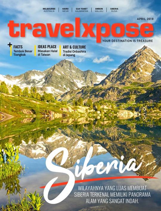 Majalah Travelxpose - edisi 04/2019