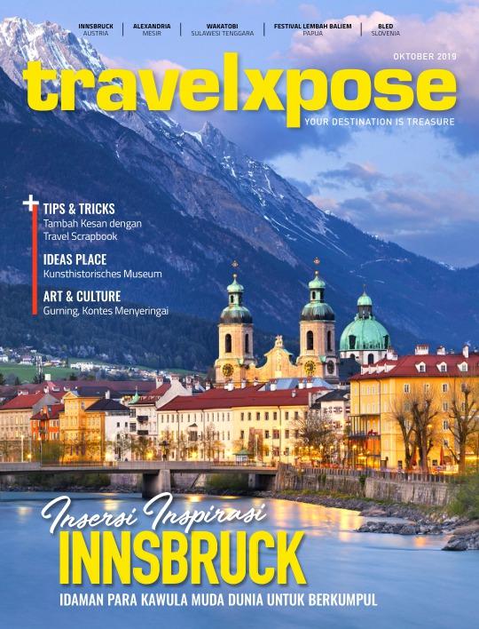 Majalah Travelxpose - edisi 10/2019