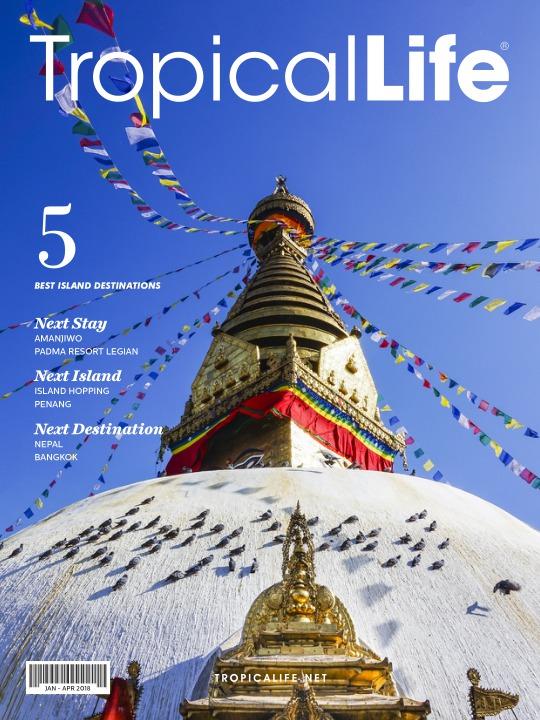 Majalah Tropical Life - edisi 101