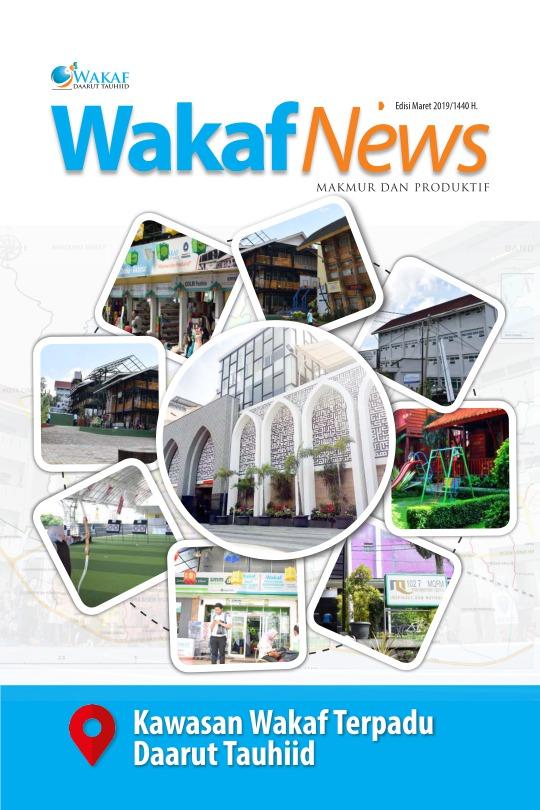 Majalah Wakaf Daarut Tauhid - edisi 25
