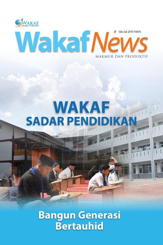 Majalah Wakaf Daarut Tauhid - edisi 29