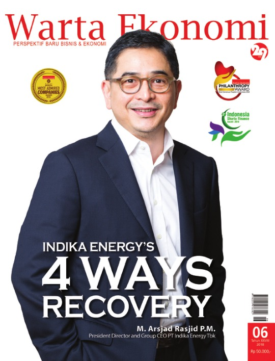 Majalah Warta Ekonomi - edisi 06/2018