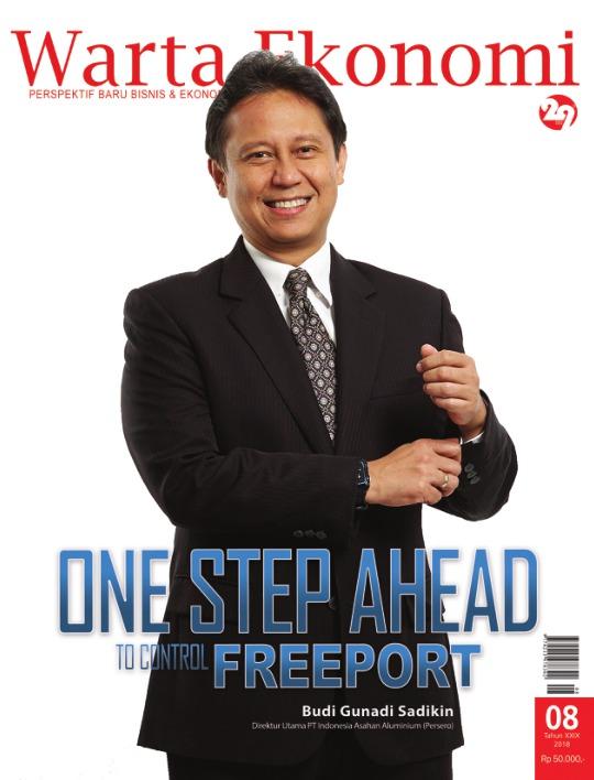 Majalah Warta Ekonomi - edisi 08/XXVIII/2018