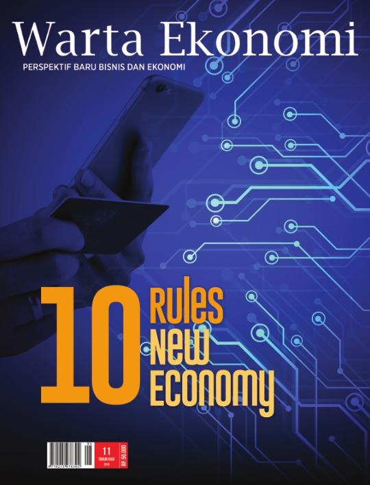 Majalah Warta Ekonomi - edisi 11/XXIX/2018