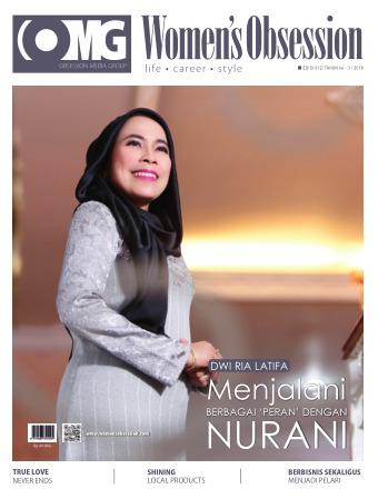 Majalah Womens Obsession - edisi 02/2018