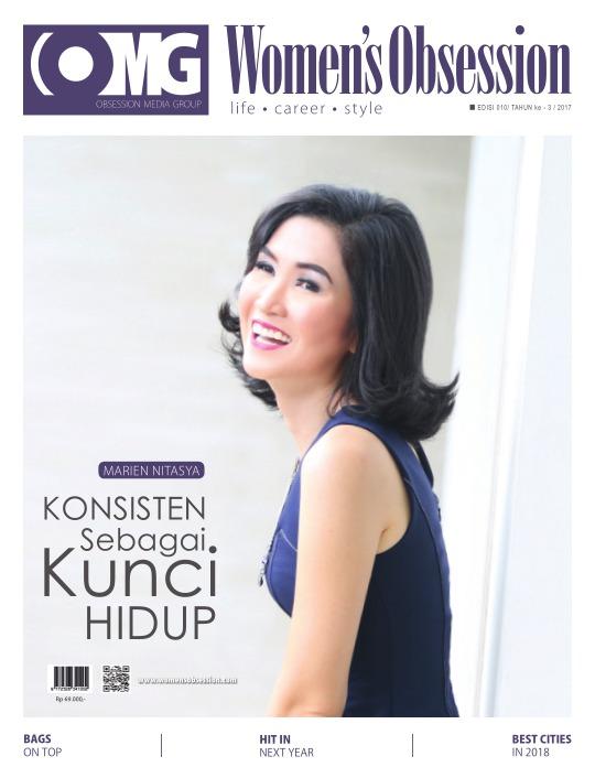 Majalah Womens Obsession - edisi 12/2017
