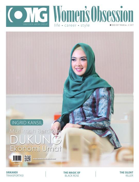 Majalah Womens Obsession - edisi 09/2017