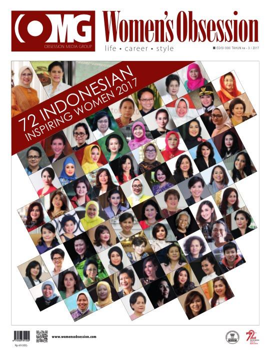 Majalah Womens Obsession - edisi 08/2017