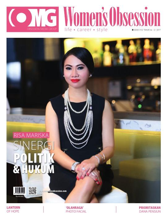 Majalah Womens Obsession - edisi 02/2017