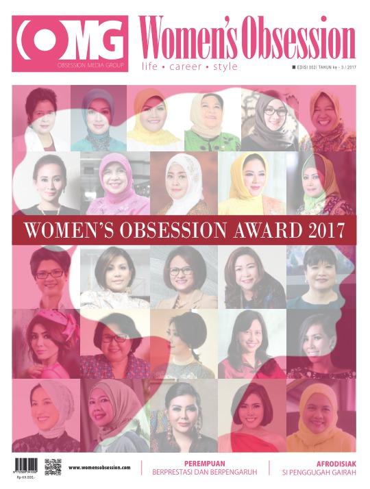 Majalah Womens Obsession - edisi 04/2017