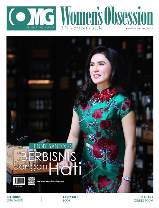 Majalah Womens Obsession - edisi 03/2017