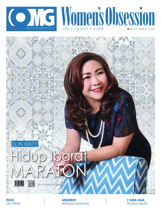 Majalah Womens Obsession - edisi Januari 2017