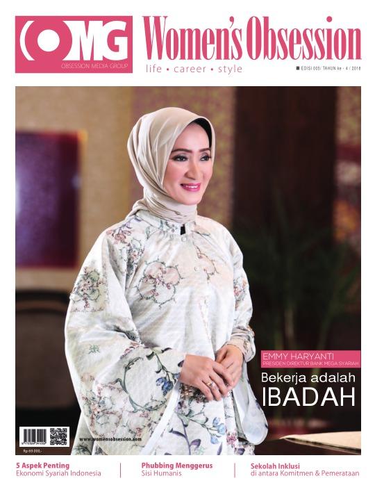Majalah Womens Obsession - edisi 07/2018